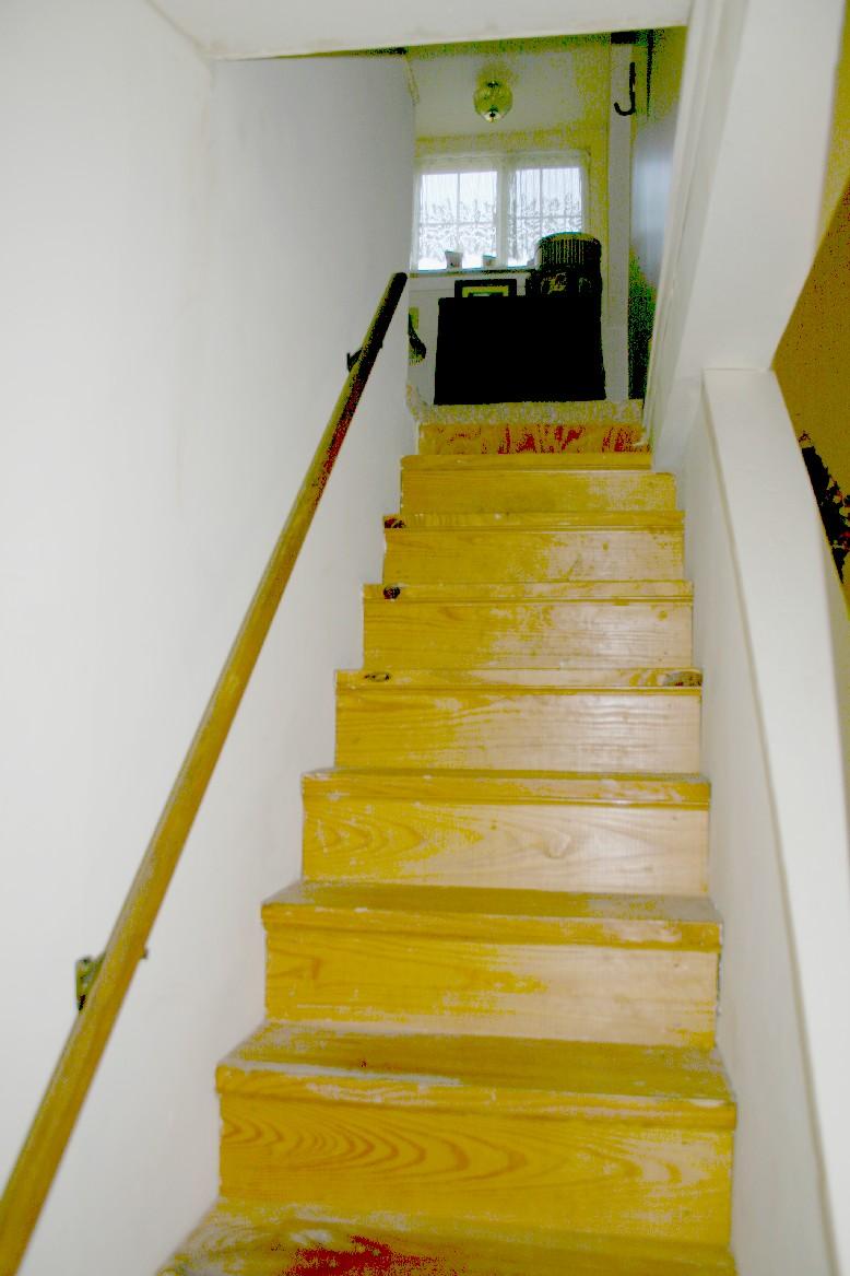 Nest stairway Sept 08 111