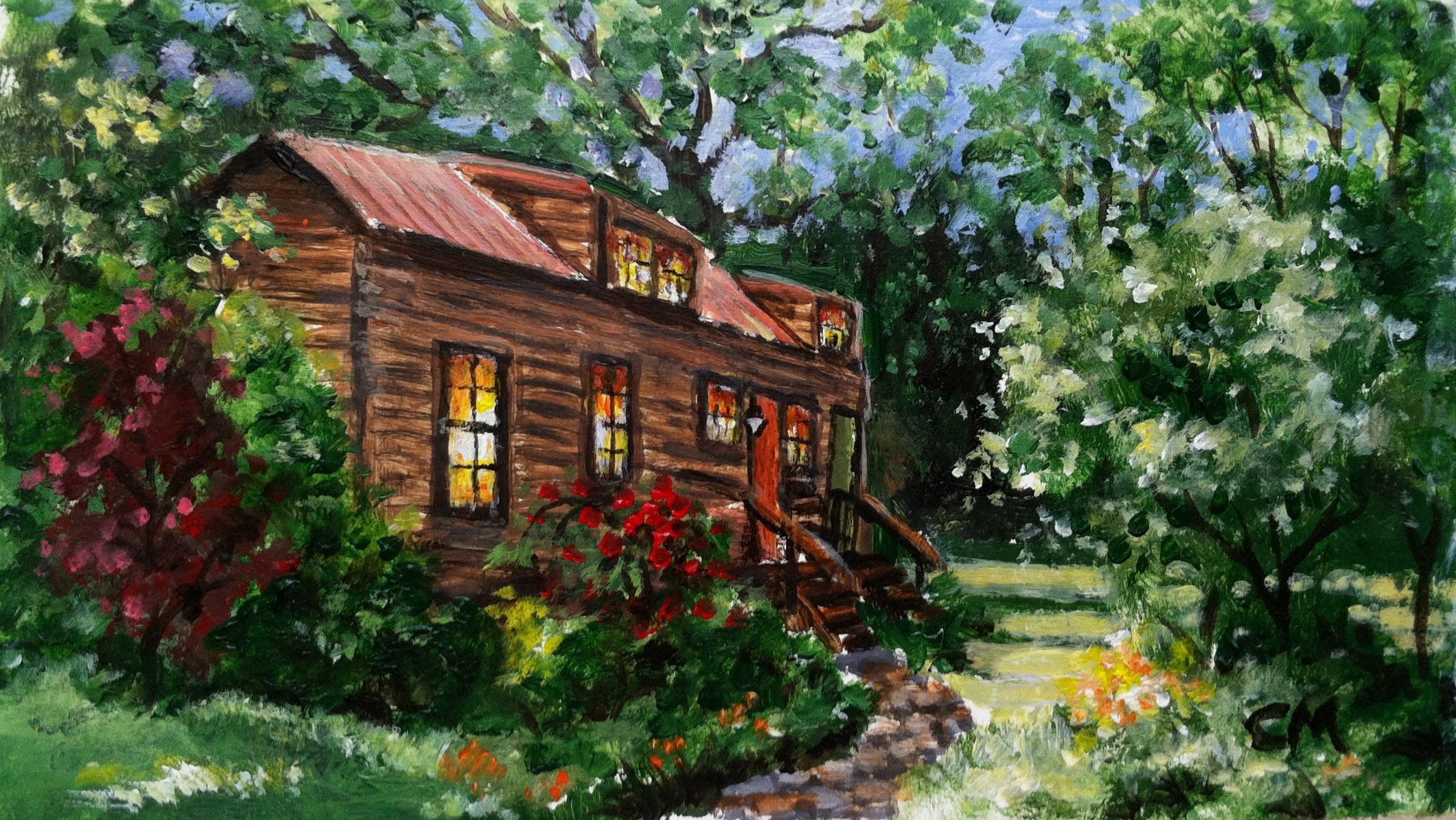Sunnybrook painting