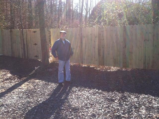 Maple Glen camper spot fence 1-15